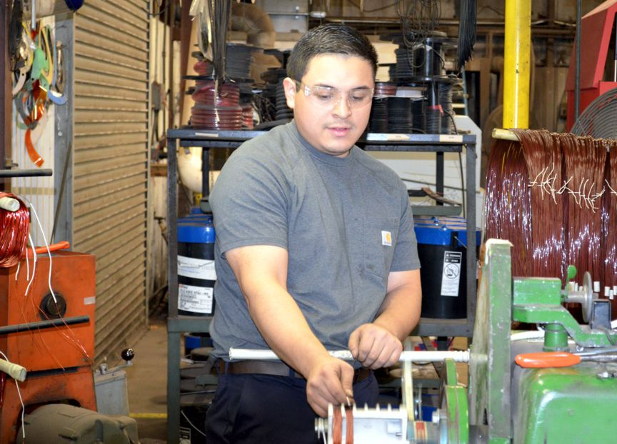 Bodine Electric of Danville is always looking for skilled mechanics and quality people with a strong work ethic.